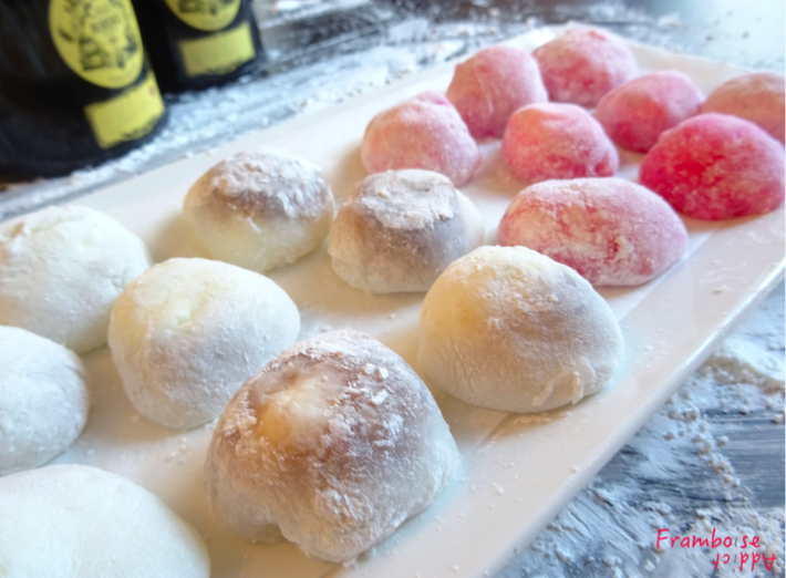 recette dessert japonais framboise addict